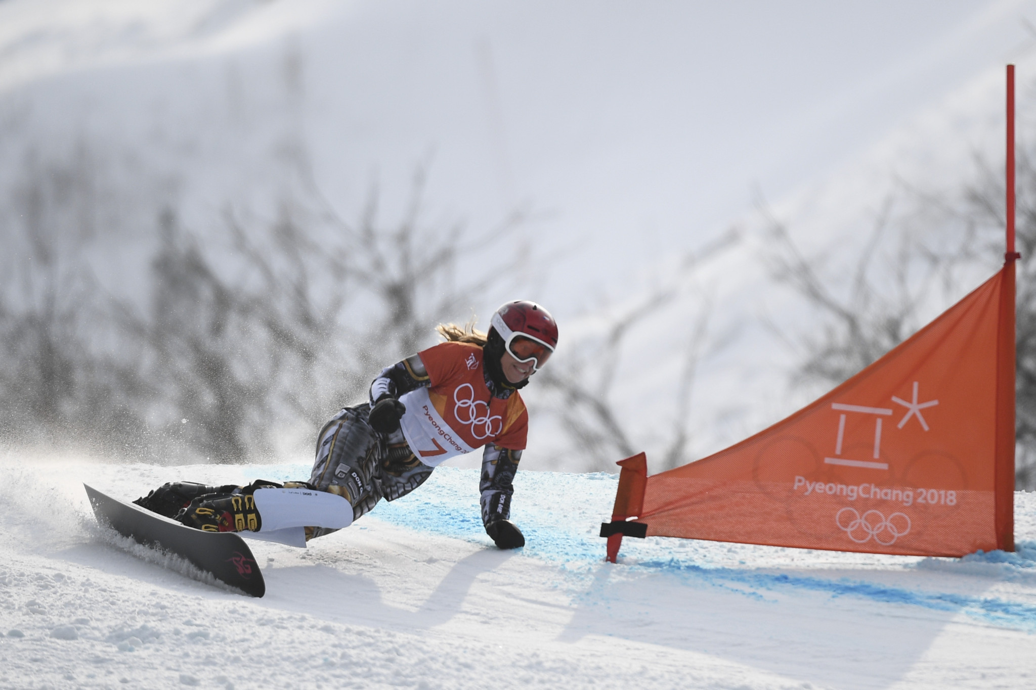 Ledecka's record means minor places only up for grabs at FIS Snowboard World Cup in Scuol