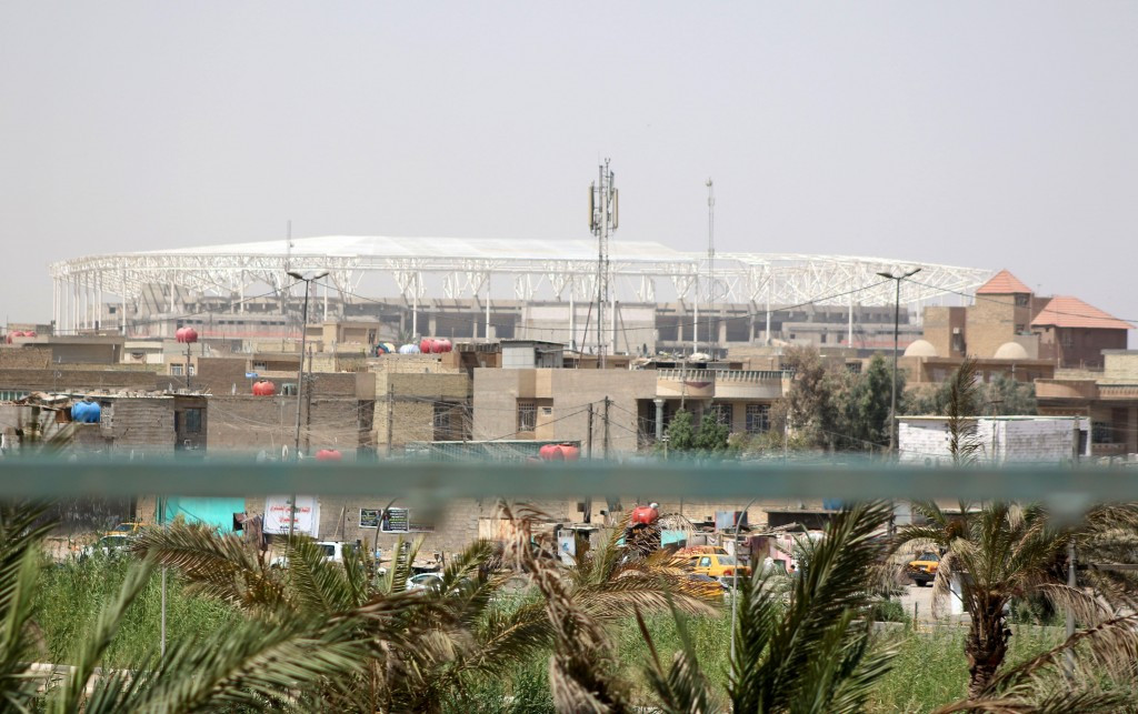Gunmen kidnap 18 Turkish citizens working on football stadium construction in Baghdad