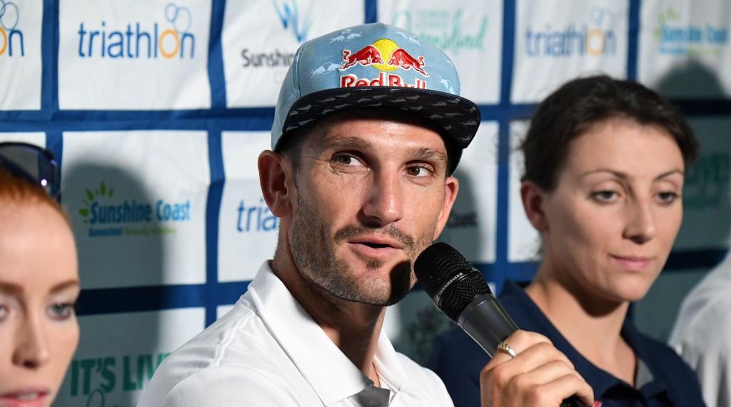 Murray targets further ITU World Cup success in Mooloolaba