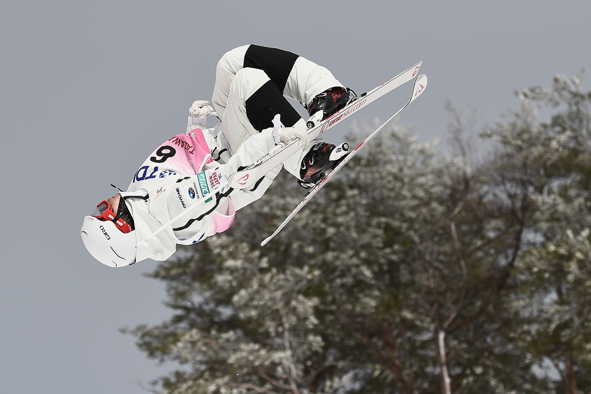 Japan's Ikuma Horishima will look to win a fourth consecutive World Cup win in Airolo ©Getty Images