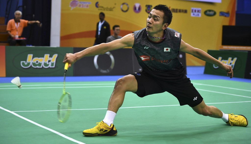 Nishimoto continues winning form at BWF German Open