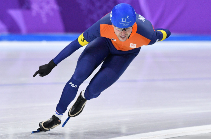 The Netherlands Sven Kramer, seeking a 10th ISU World Allround Speed Skating title on the home ice of Amsterdam, gets his campaign underway at the Olympic Stadium tomorrow ©Getty Images