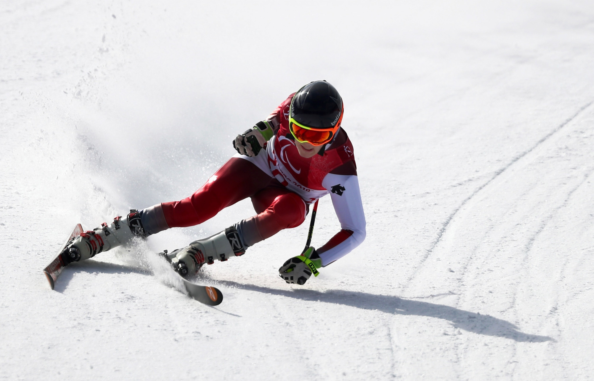 Switzerland's Theo Gmur proved too strong for the opposition in the men's standing competition ©Getty Images