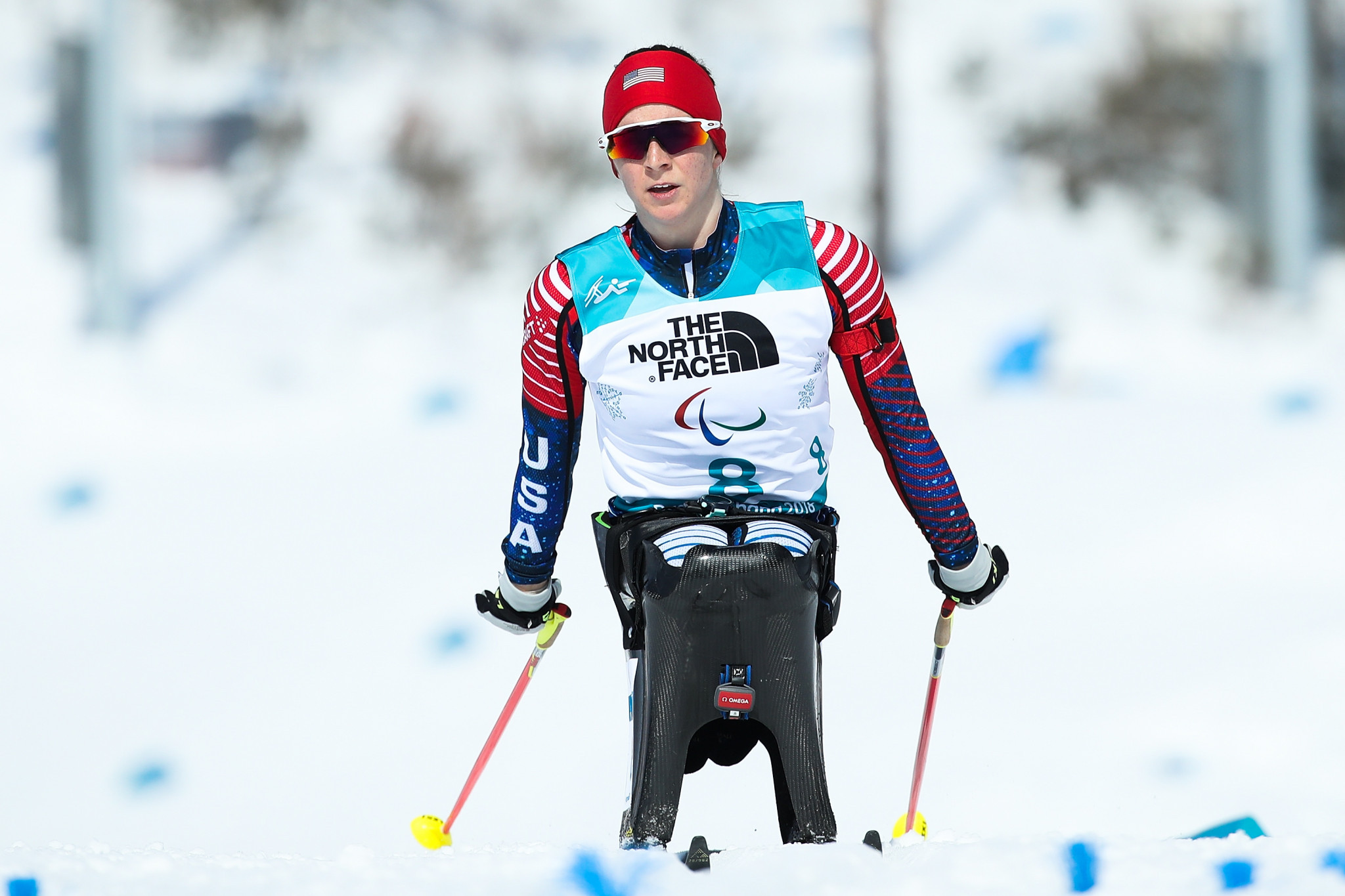 United States and Neutral Paralympic Athletes dominate biathlon on opening day of Pyeongchang 2018