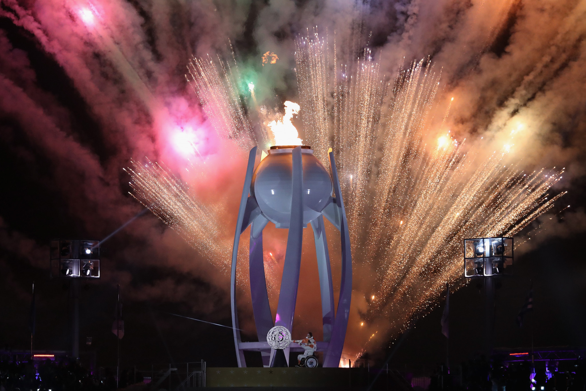 Pyeongchang 2018 Paralympic Cauldron lighters chosen just ...