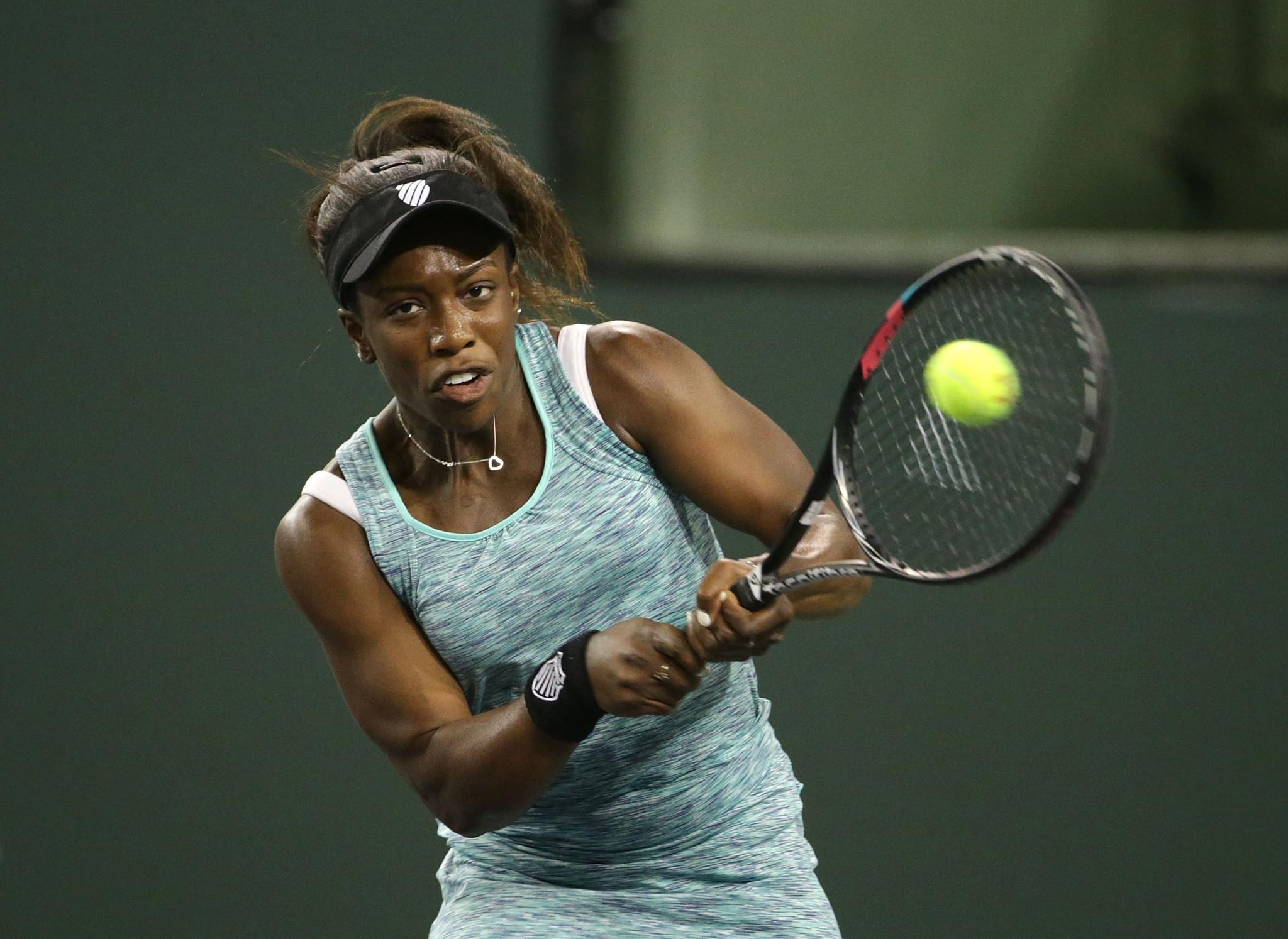 Vickery fights back to stun Muguruza at Indian Wells Masters
