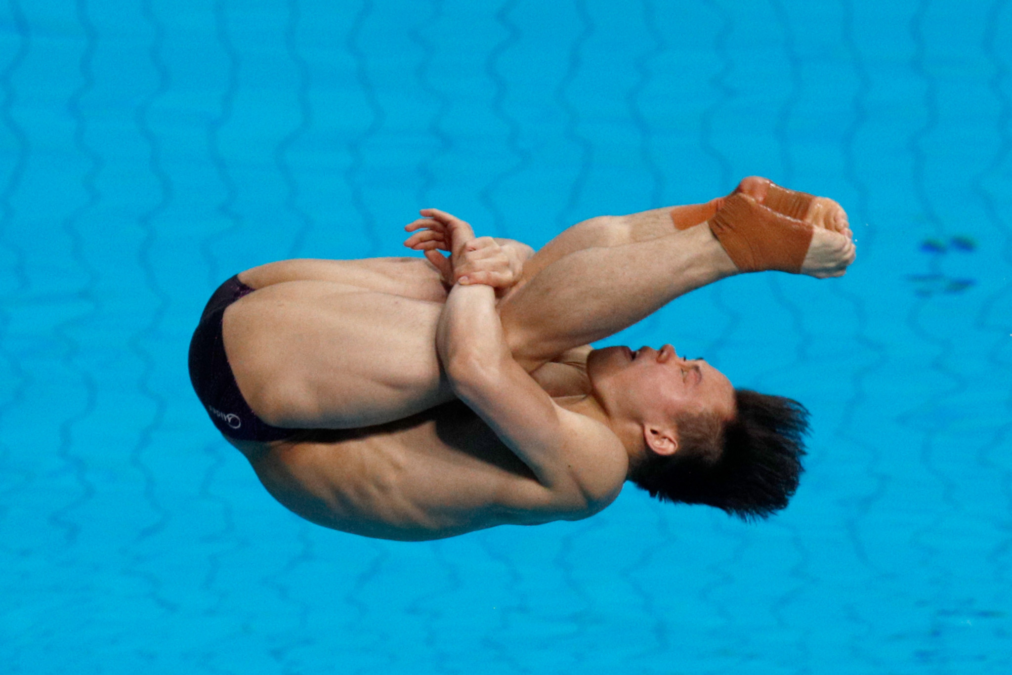 Chinese domination continues at FINA Diving World Series