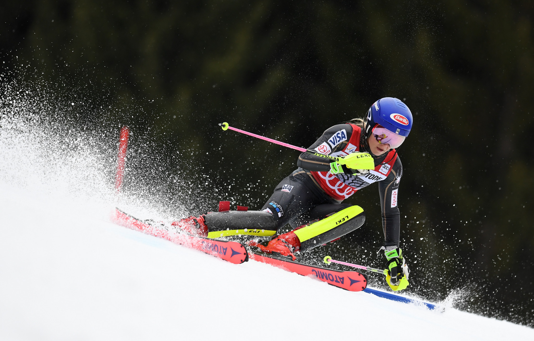 Shiffrin slaloms to record 42nd FIS Alpine World Cup win in Ofterschwang