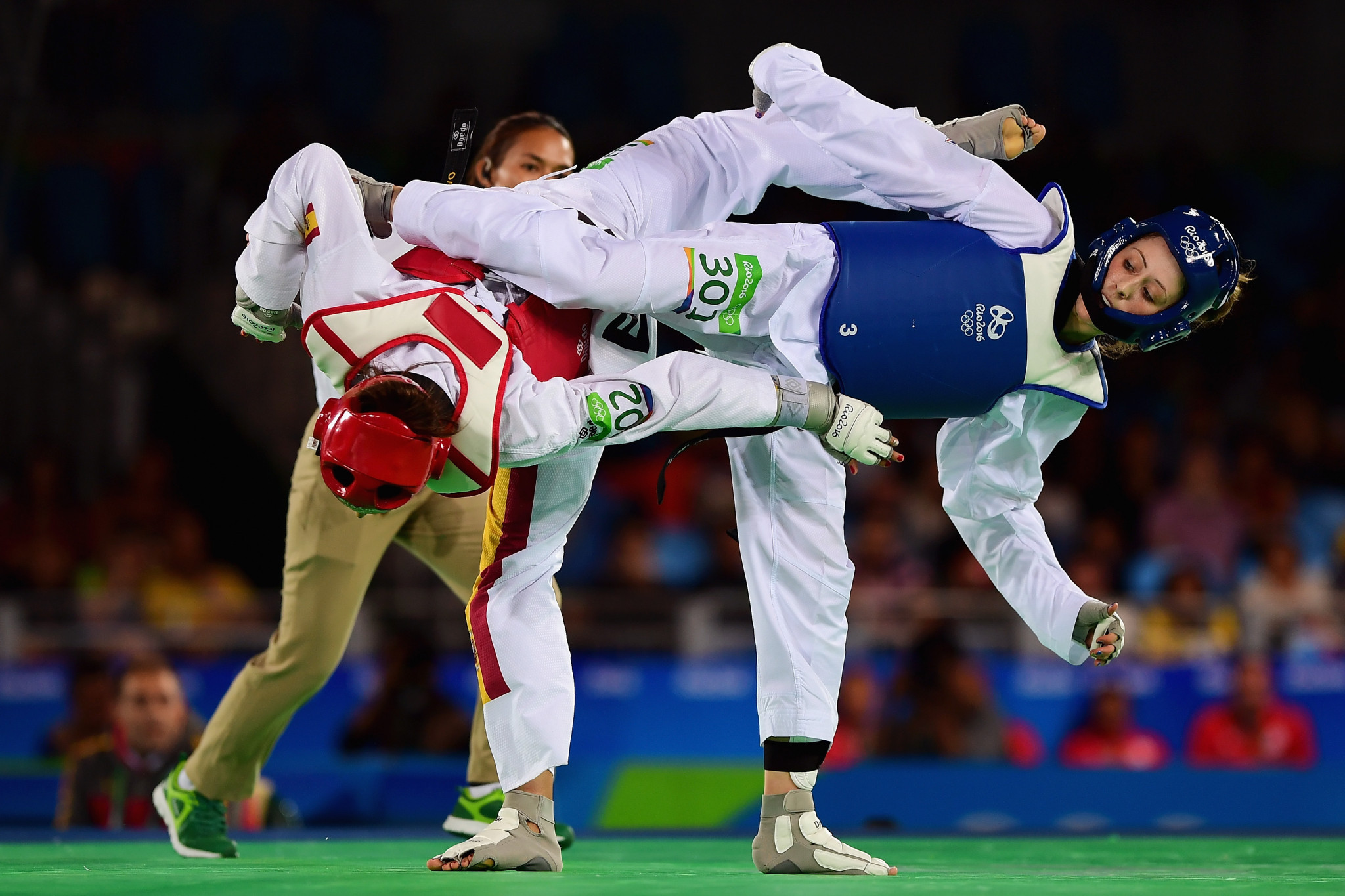 Taekwondo's chances of being included on Birmingham 2022 programme ended day after campaign launched