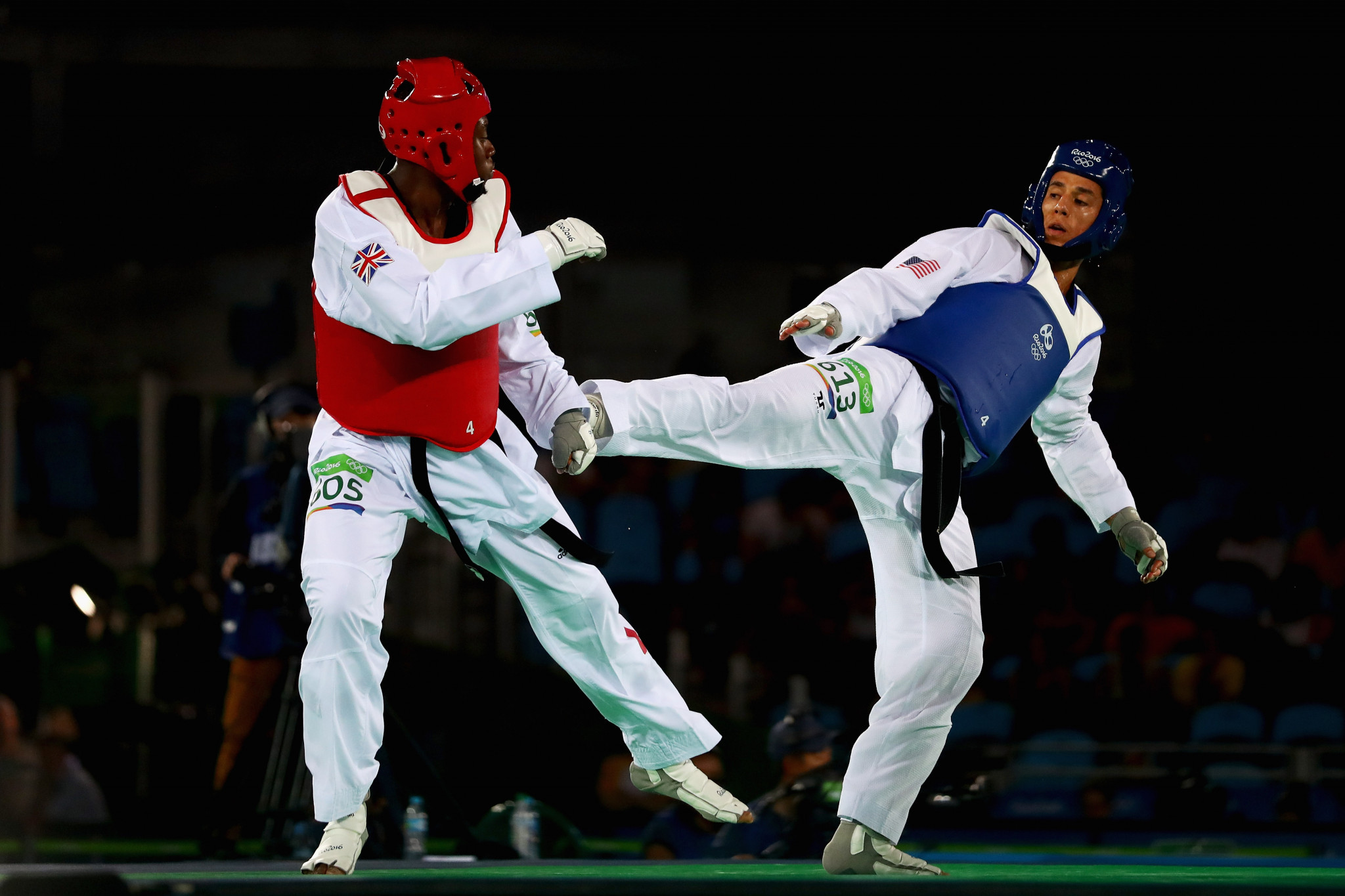 Taekwondo is not listed as either a compulsory or optional sport for the Commonwealth Games ©Getty Images