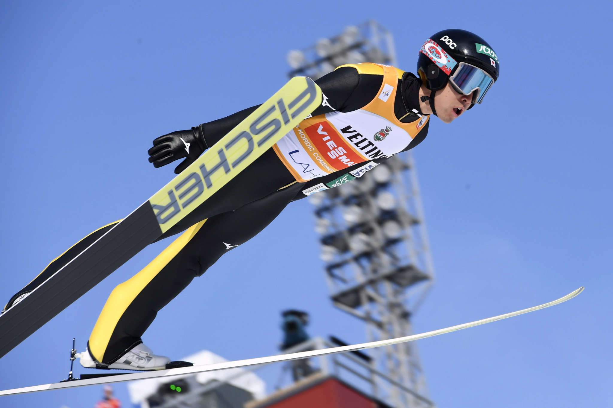 Watabe holds of Riessle to win Nordic Combined World Cup in Oslo