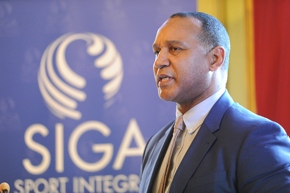 IMMAF chief executive Densign White has repeatedly criticised WADA over its refusal to recognise his organisation, which he claims is preventing them gaining recognition from other bodies ©IMMAF