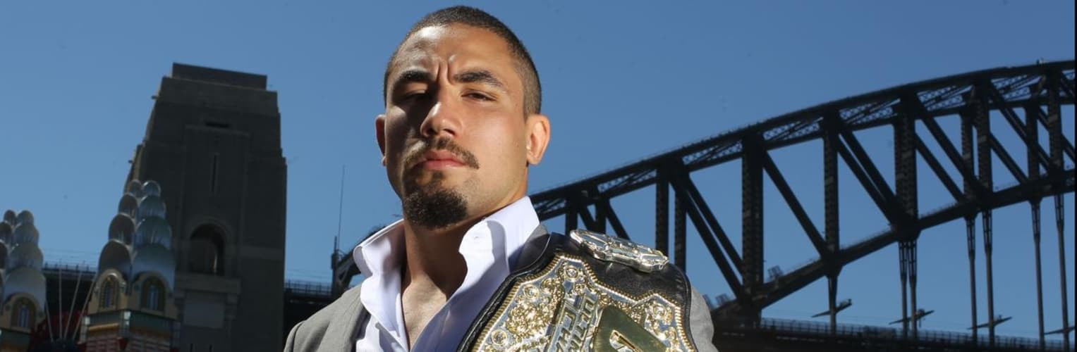 UFC star Whittaker to compete in wrestling for Australia at Gold Coast 2018