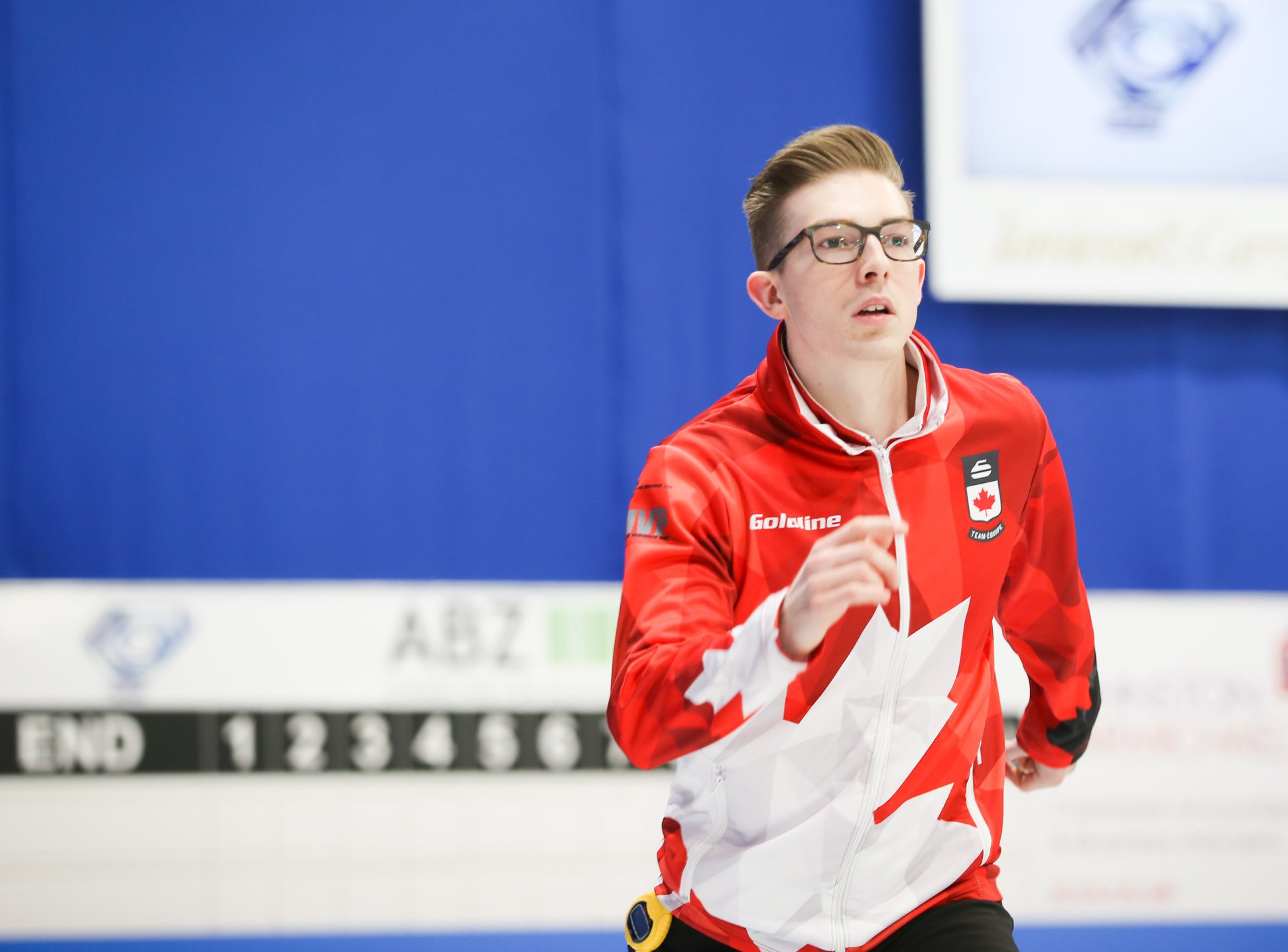 Canada beat Scotland in an extra end in the men's final ©WCF