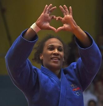 Moroccan clinches home victory at IJF Grand Prix in Agadir