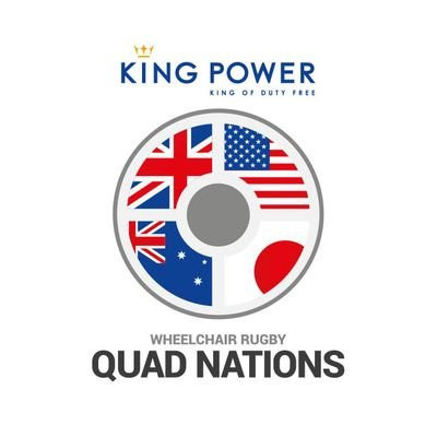 Australia beat Britain on the second day of the Wheelchair Rugby Quad Nations ©Twitter/wrquadnations