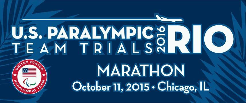 Chicago Marathon to host Rio 2016 US Paralympic Team Trials