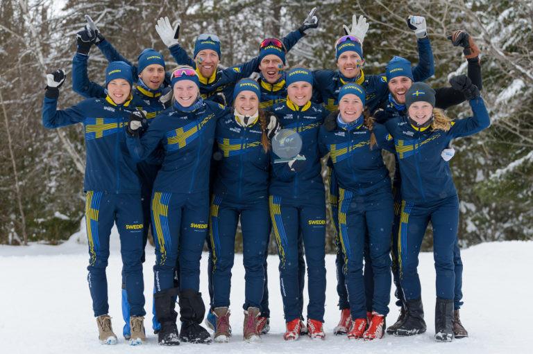 Sweden claim team Ski Orienteering World Cup title