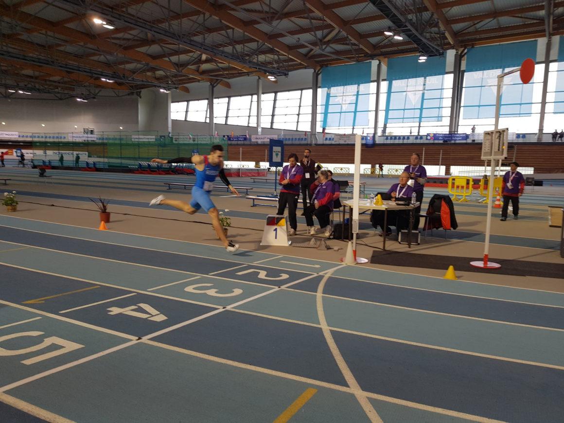 World records fall at INAS Indoor Athletics Championships