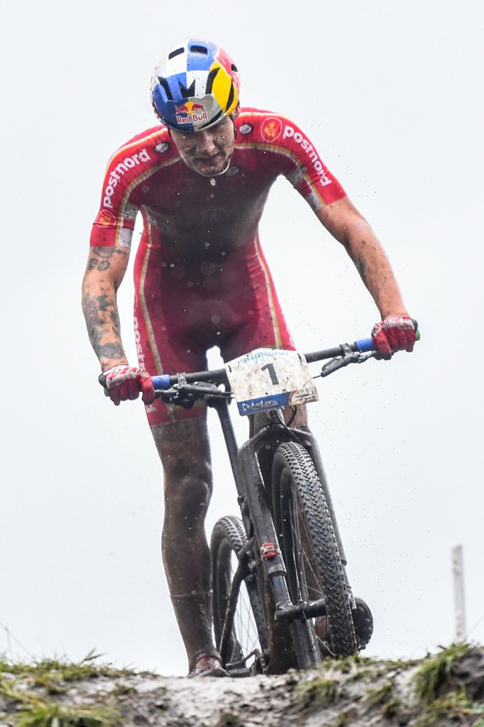 Andreassen and Berta claim junior cross country golds at Mountain Bike and Trials World Championships
