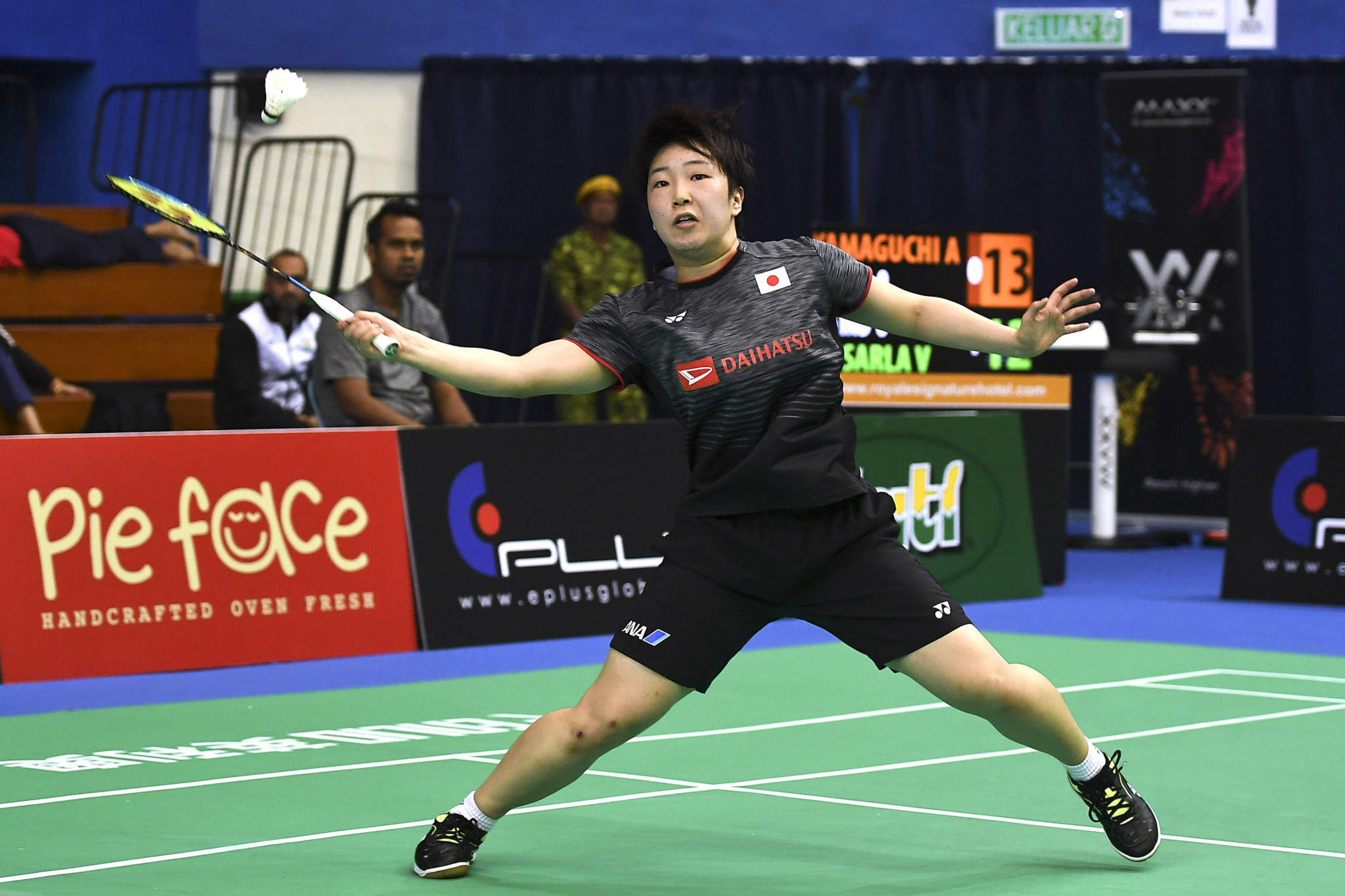 Yamaguchi and Chou take singles honours at BWF German Open