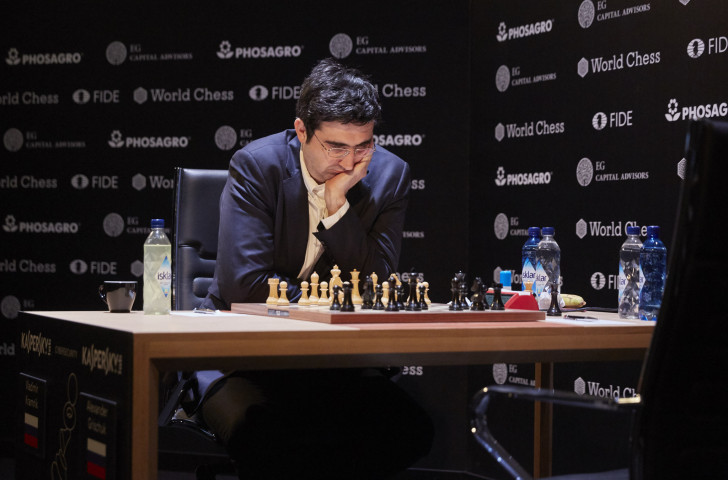 Three set early pace in FIDE Candidates Tournament in Berlin