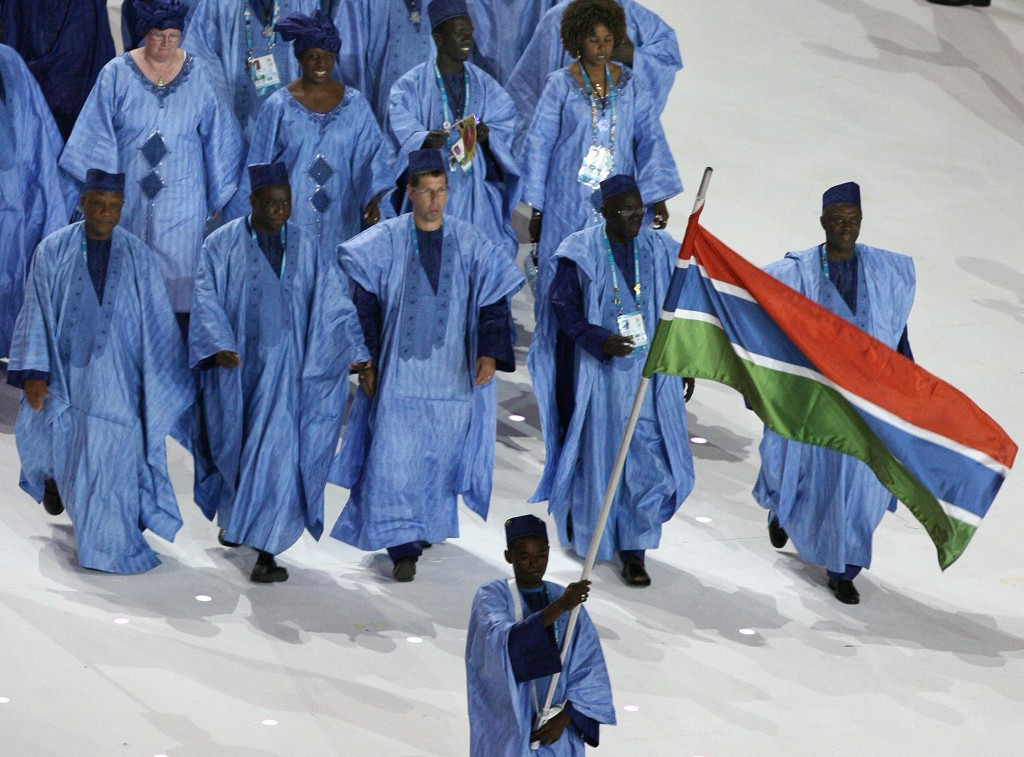 The Gambia are set to re-admitted to the Commonwealth Games Federation in time for Gold Coast 2018 ©Getty Images