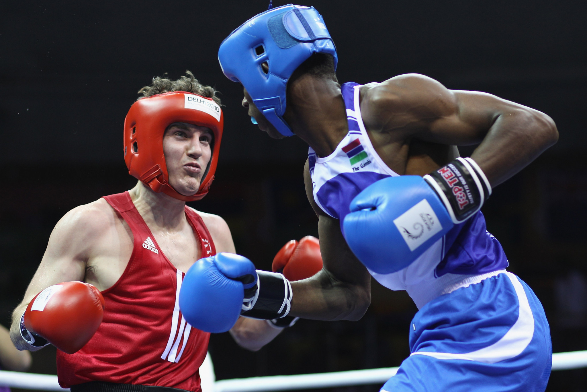 The Gambia last competed in the Commonwealth Games at Delhi 2010 ©Getty Images