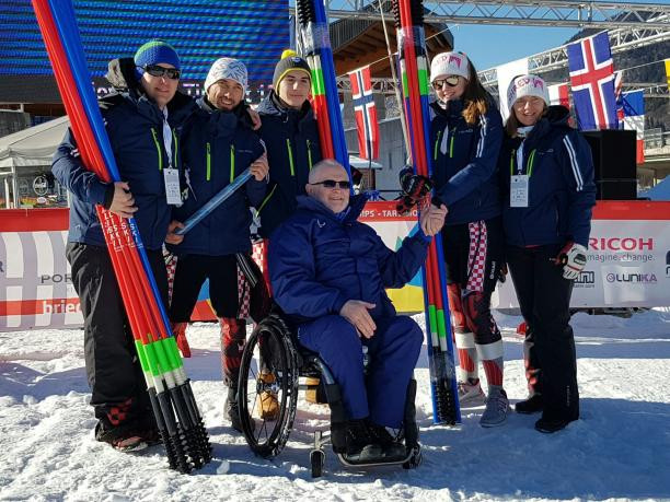 More than 30 National Paralympic Committees have benefited from the Actualising the Dream Project, launched by Pyeongchang 2018, four years ago, it is claimed ©IPC