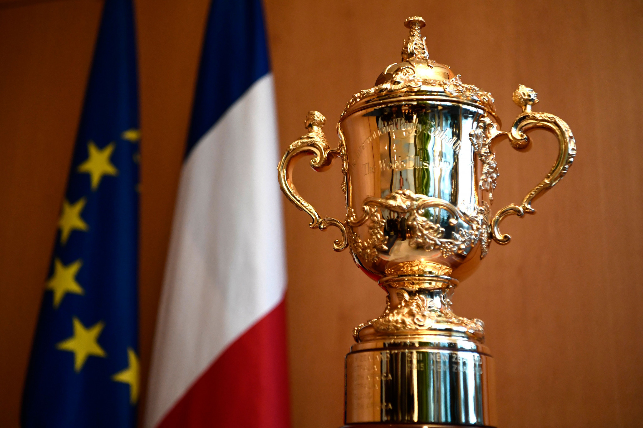 Prime Minister at signing as France begins preparations for 2023 Rugby World Cup