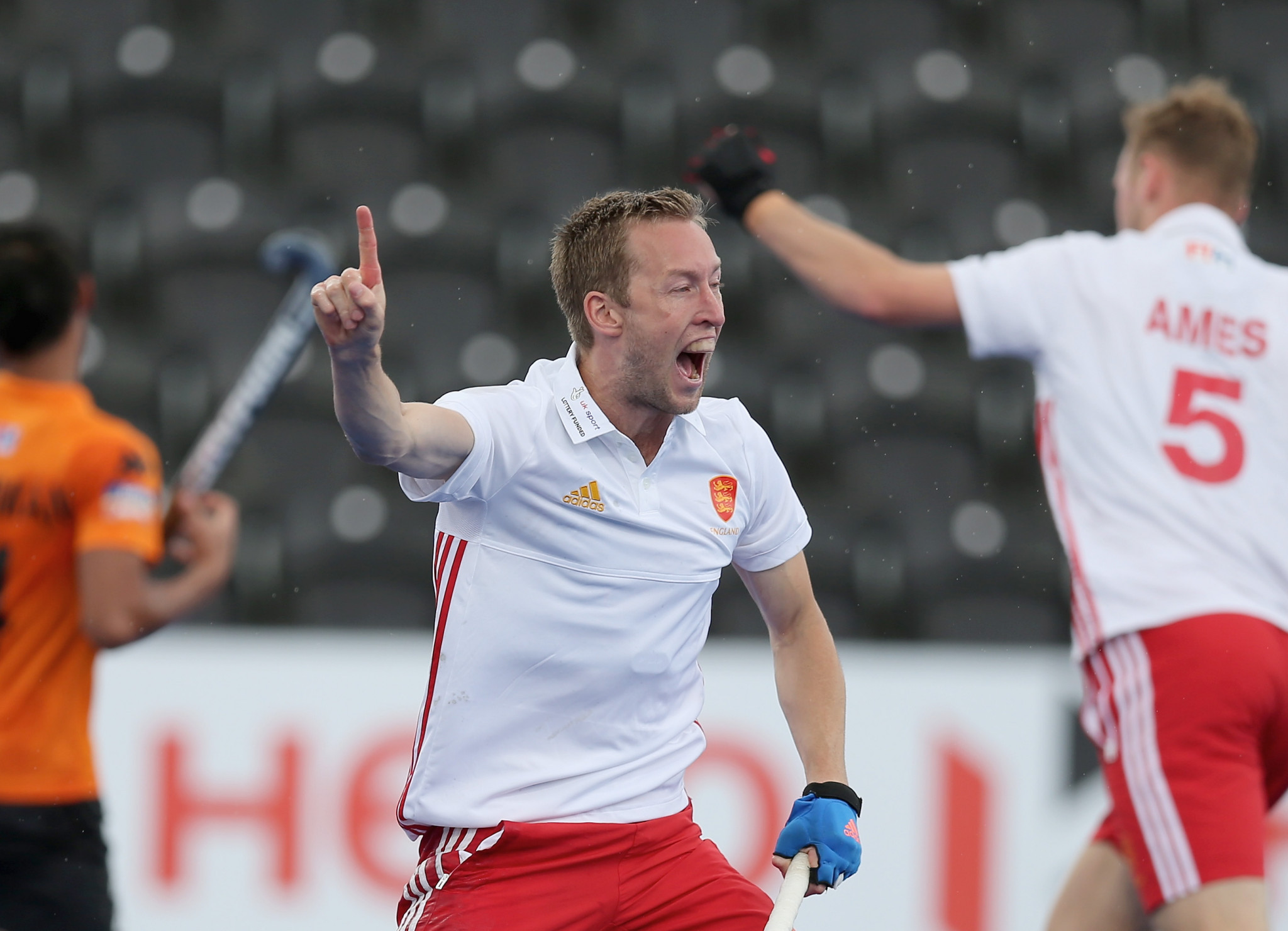 England name men's hockey squad for Commonwealth Games