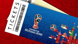 Ticket sales have been re-launched today for the Russia 2018 FIFA World Cup ©FIFA