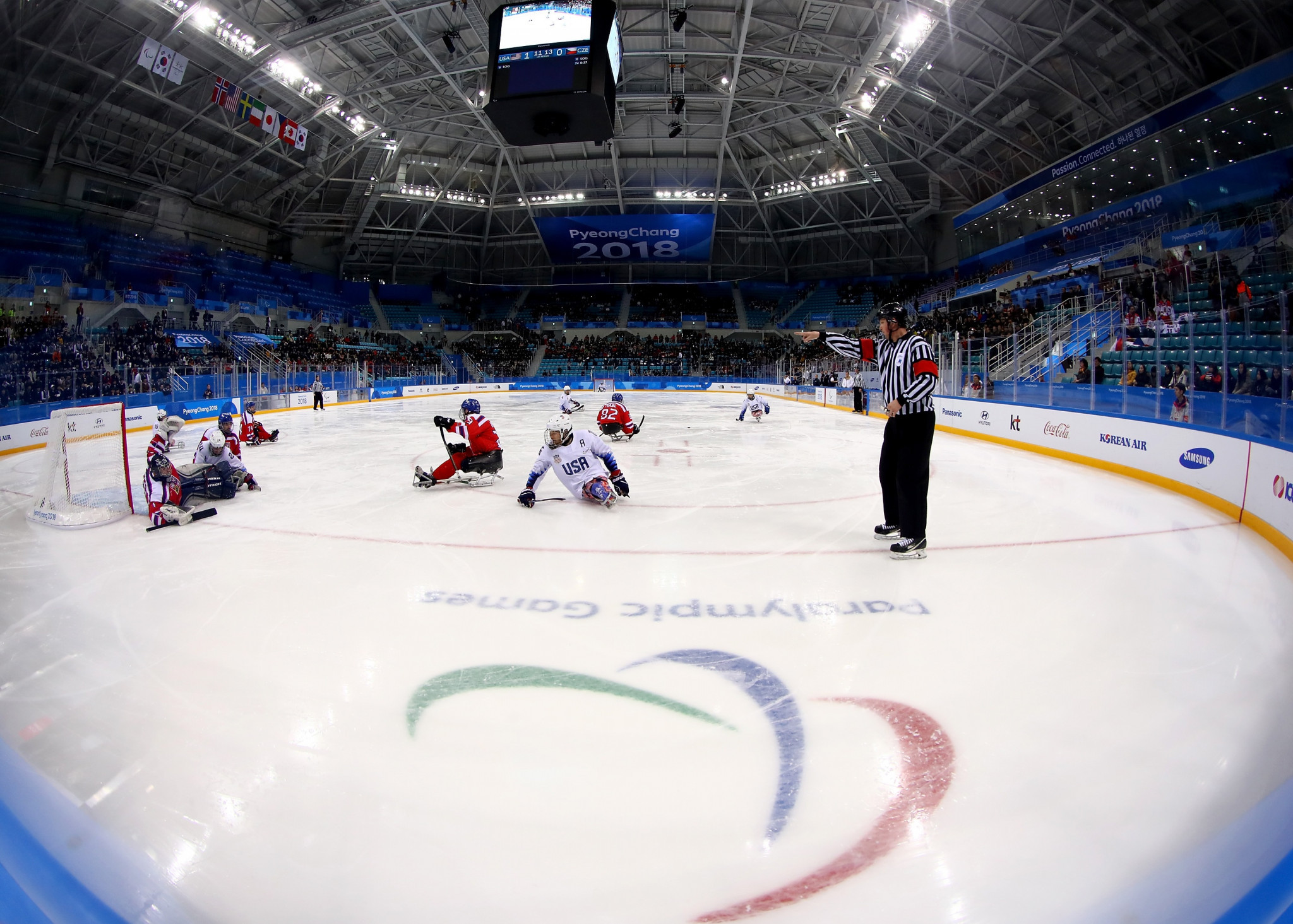 It is hoped the Memorandum of Understanding sighed between the Korean Paralympic Committee and IPC will ensure a lasting legacy for Pyeongchang 2018 in the host country ©Getty Images