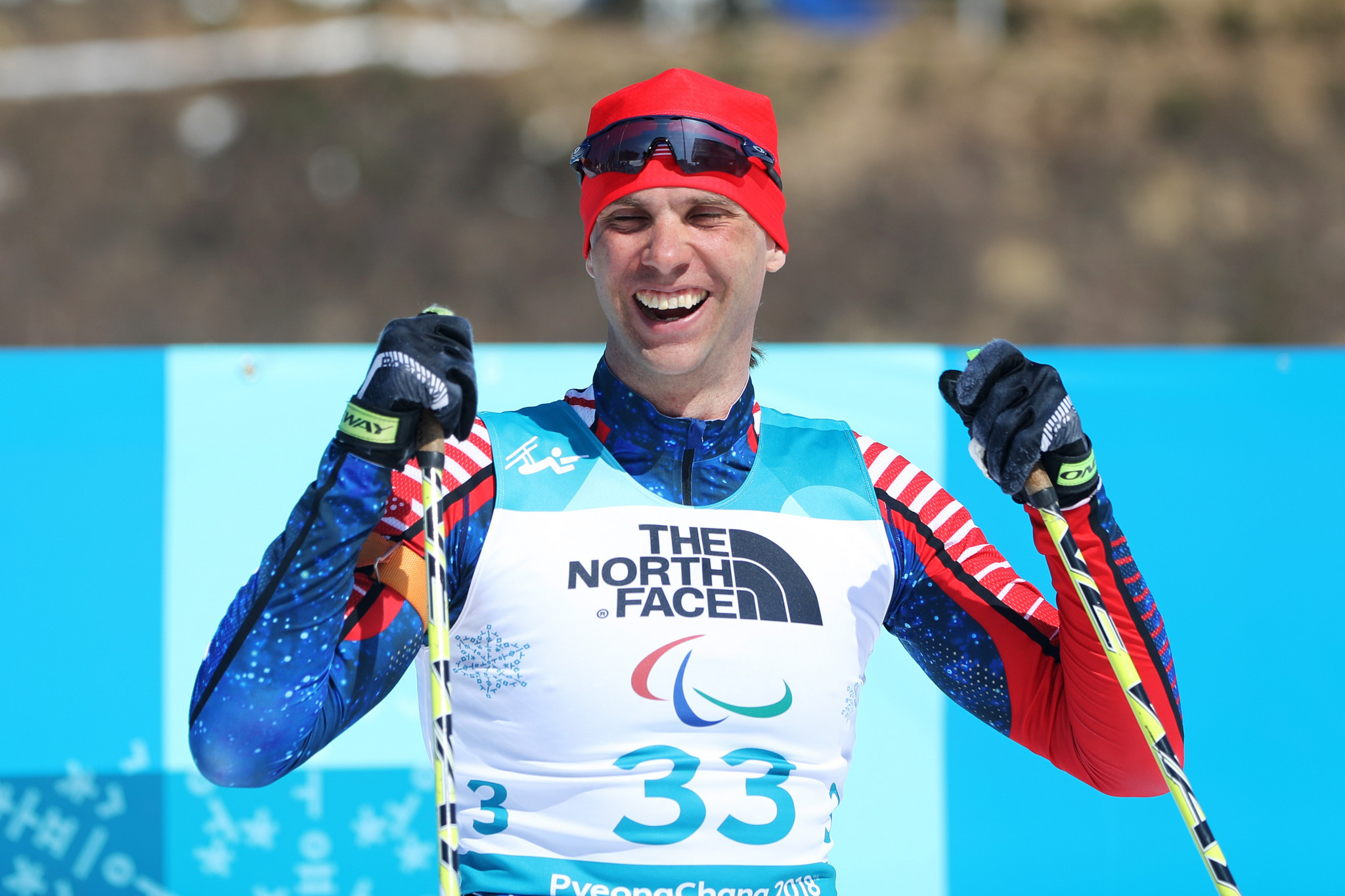 Soule wins Paralympic cross-country sprint gold in tense photo finish