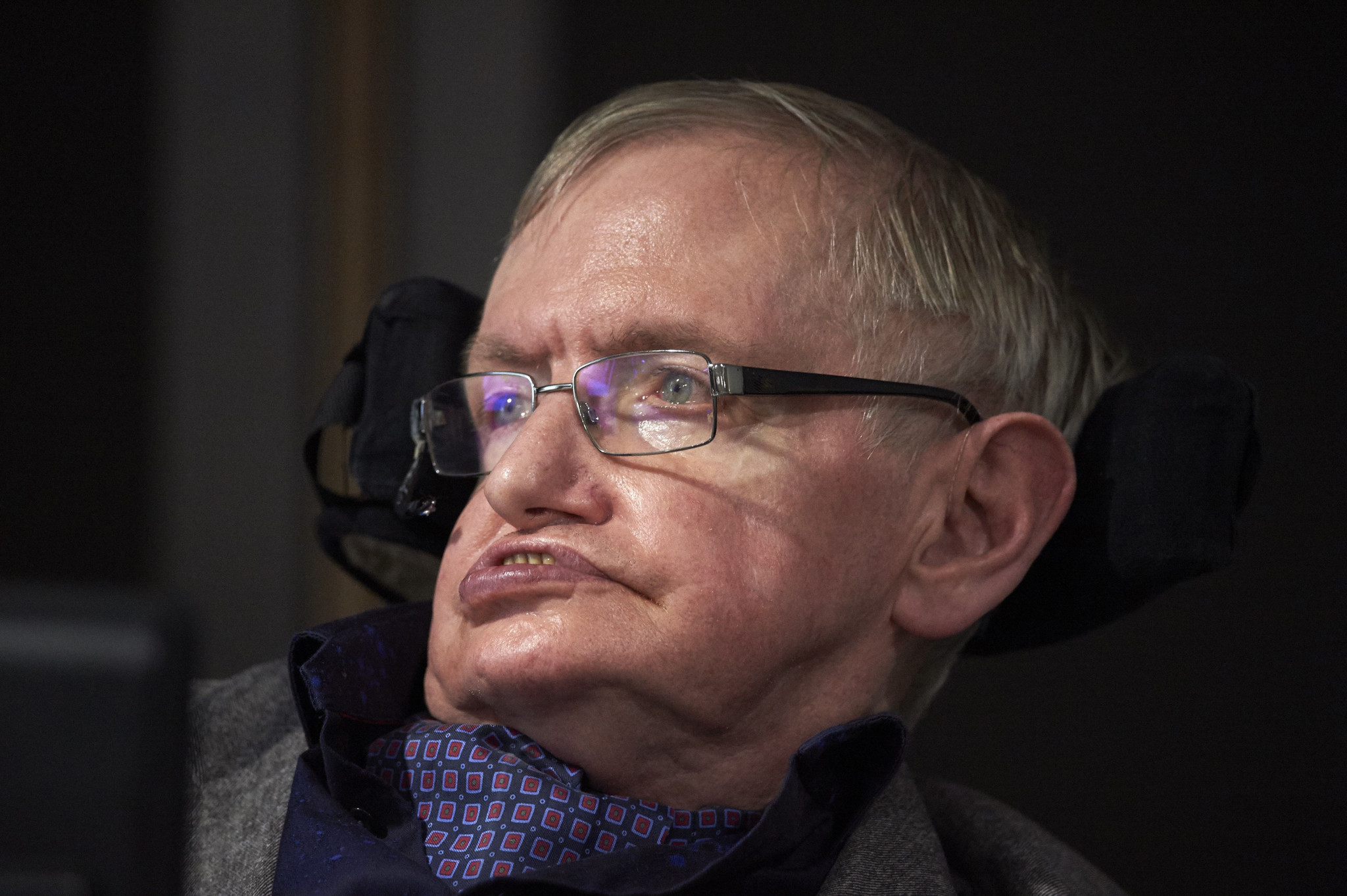British scientist Professor Stephen Hawking has died today at the age of 76 ©Getty Images