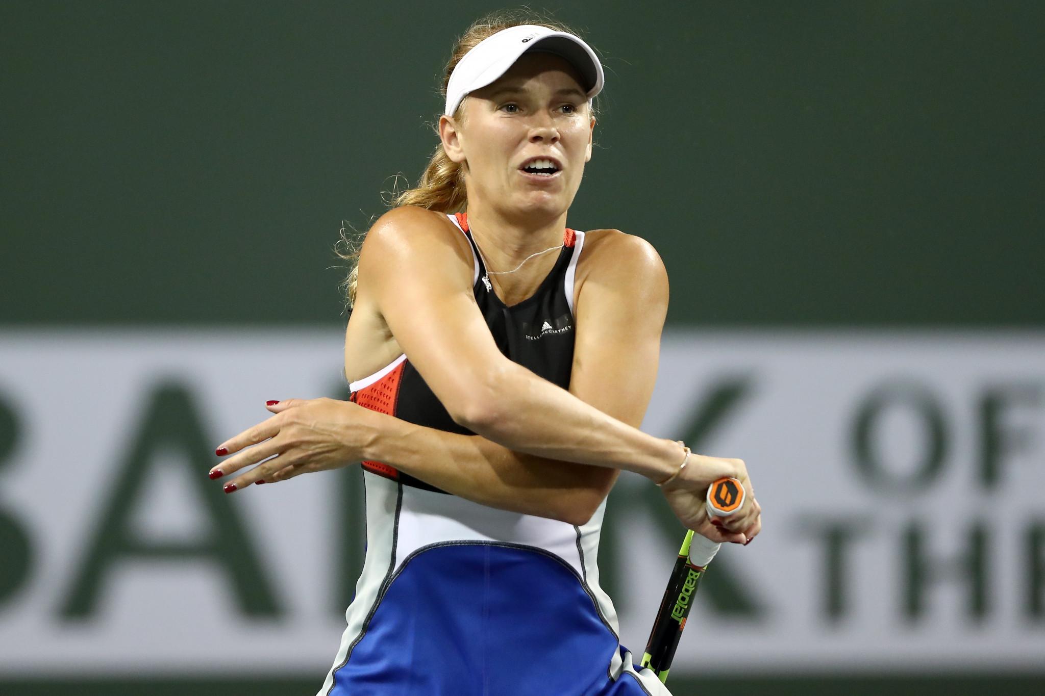 Kasatkina beats Wozniacki to reach quarter-finals at Indian Wells Masters
