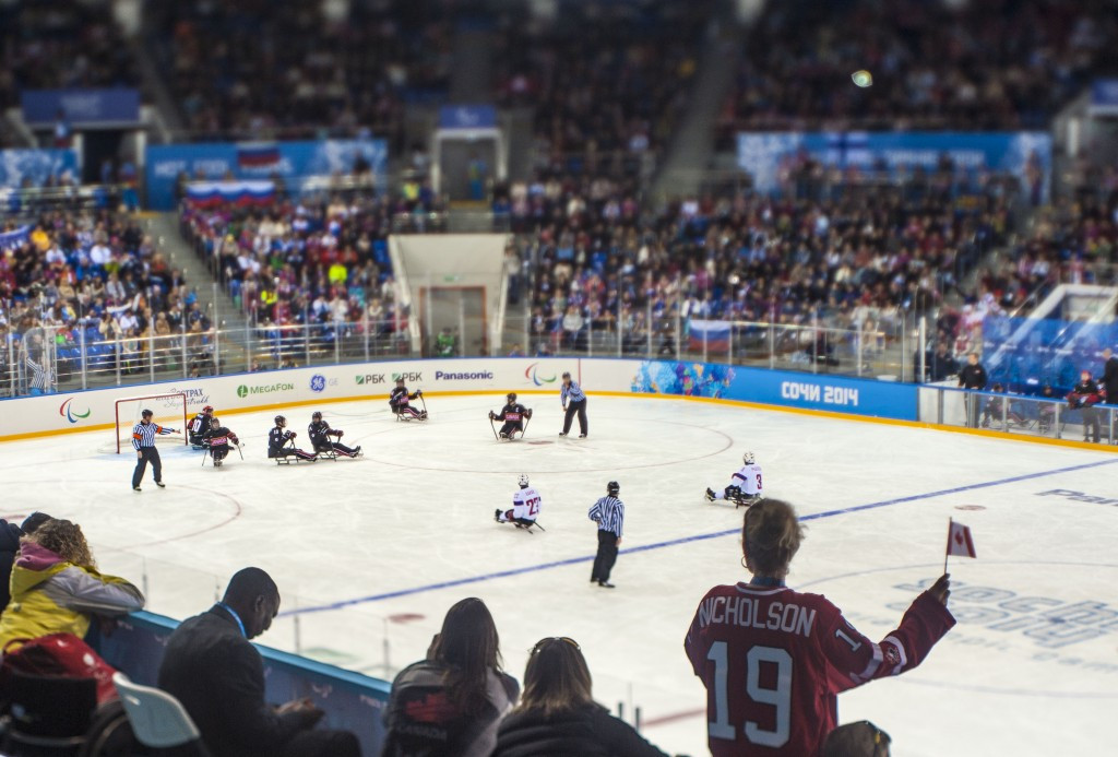 Record number of broadcasters to show coverage of IPC Ice Sledge Hockey World Championships A-Pool