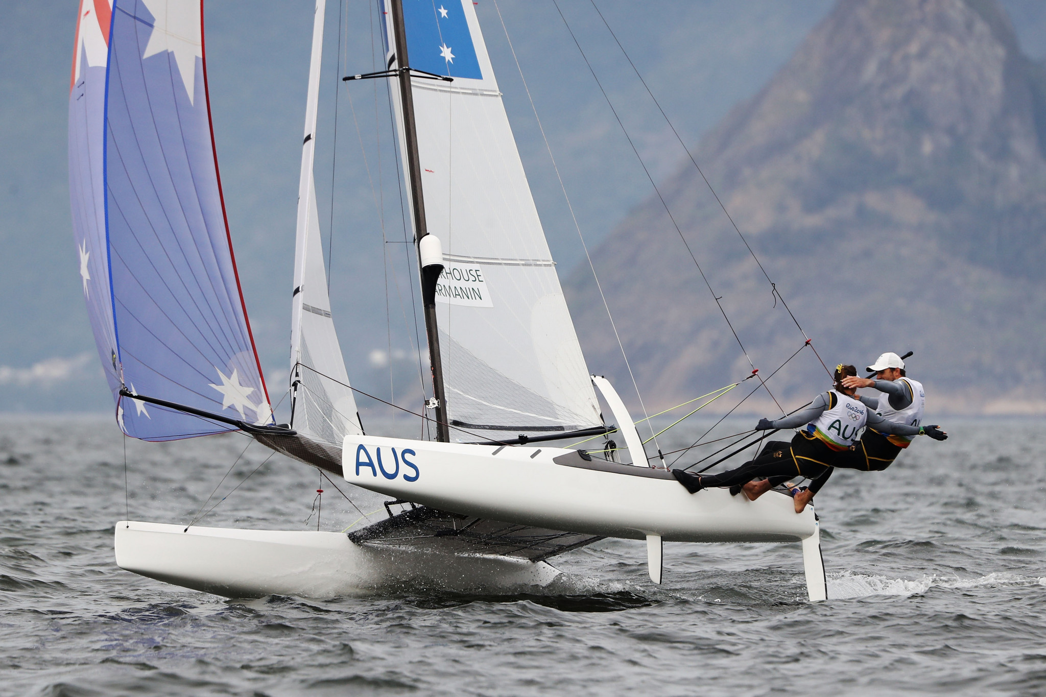 Auckland to host 49er and Nacra 17 World Championships in 2019