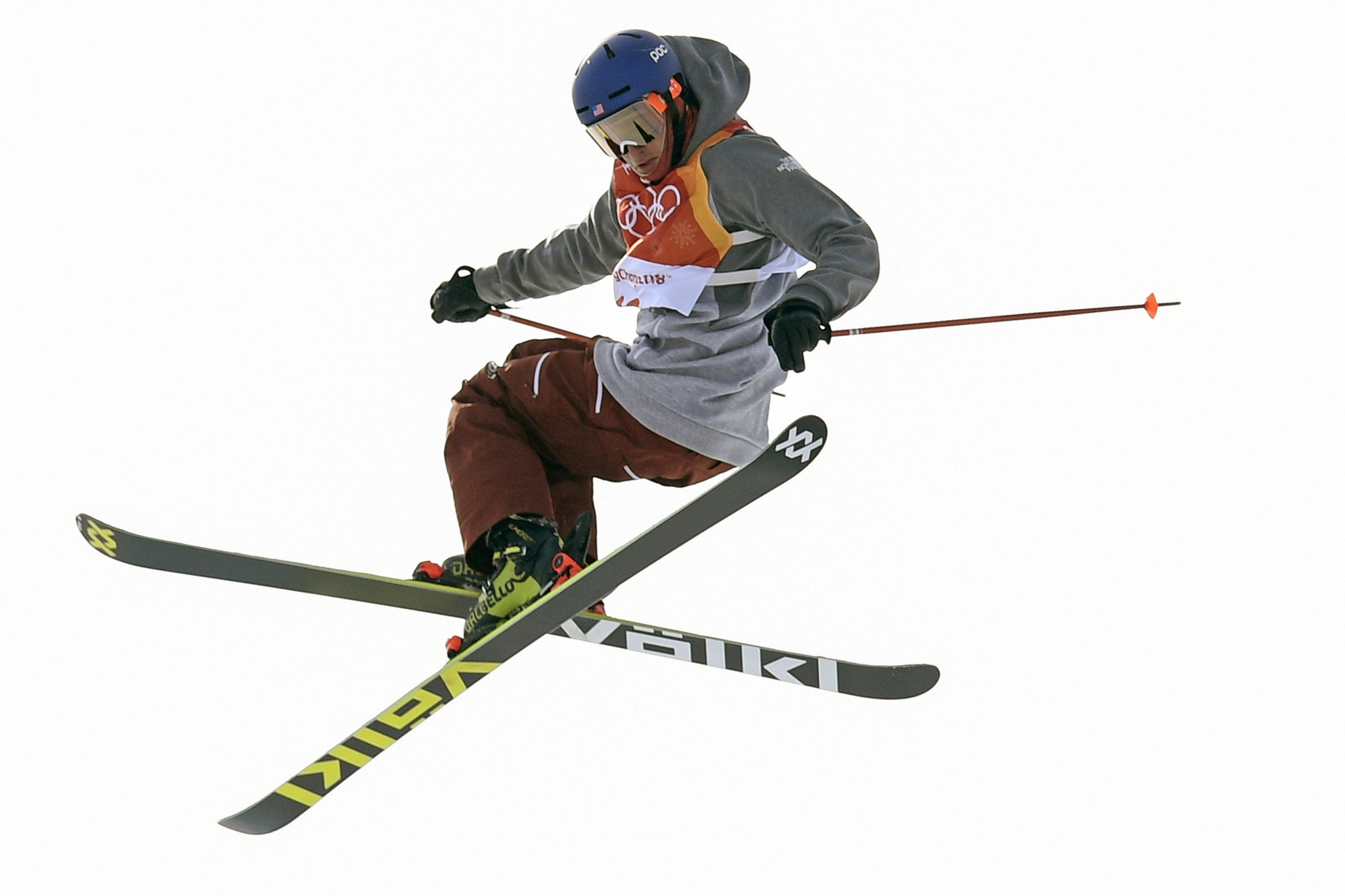 Goepper leads men's qualification at FIS Slopestyle World Cup in Seiseralm