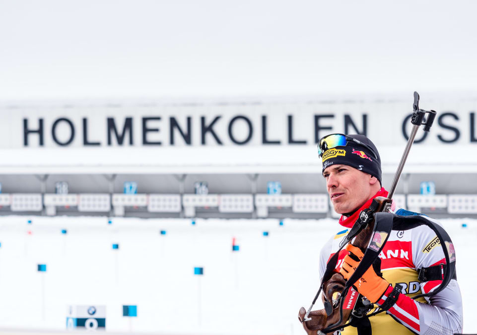 Bø hoping to use home advantage to chase down Fourcade in battle for overall IBU World Cup title