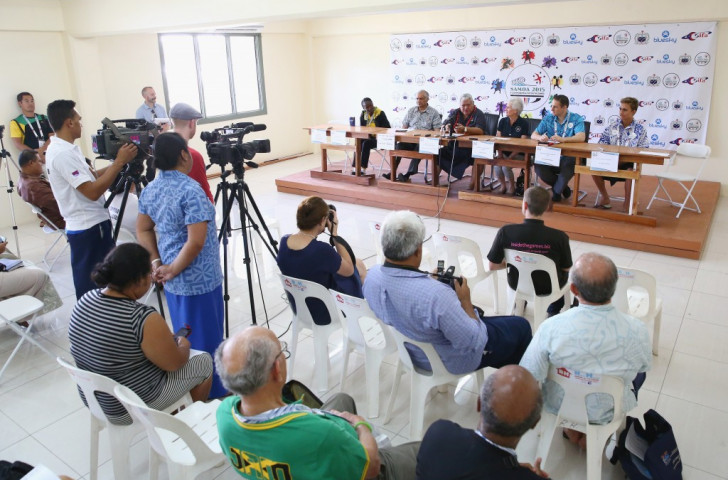 "St Lucia's withdrawal from hosting 2017 Commonwealth Youth Games ""big disappointment"", CGF President Martin claims"