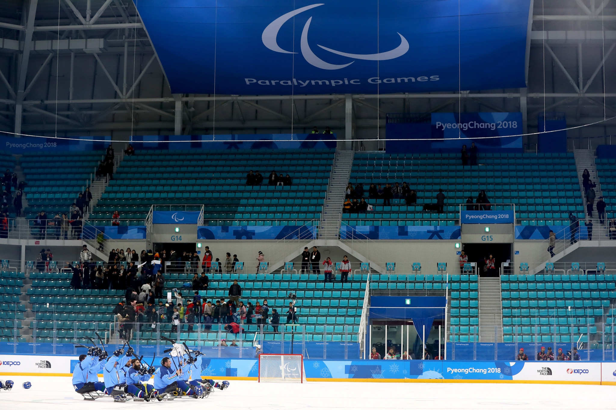 More than 25 per cent of ticket holders for Winter Paralympics failed to show up, Pyeongchang 2018 admit