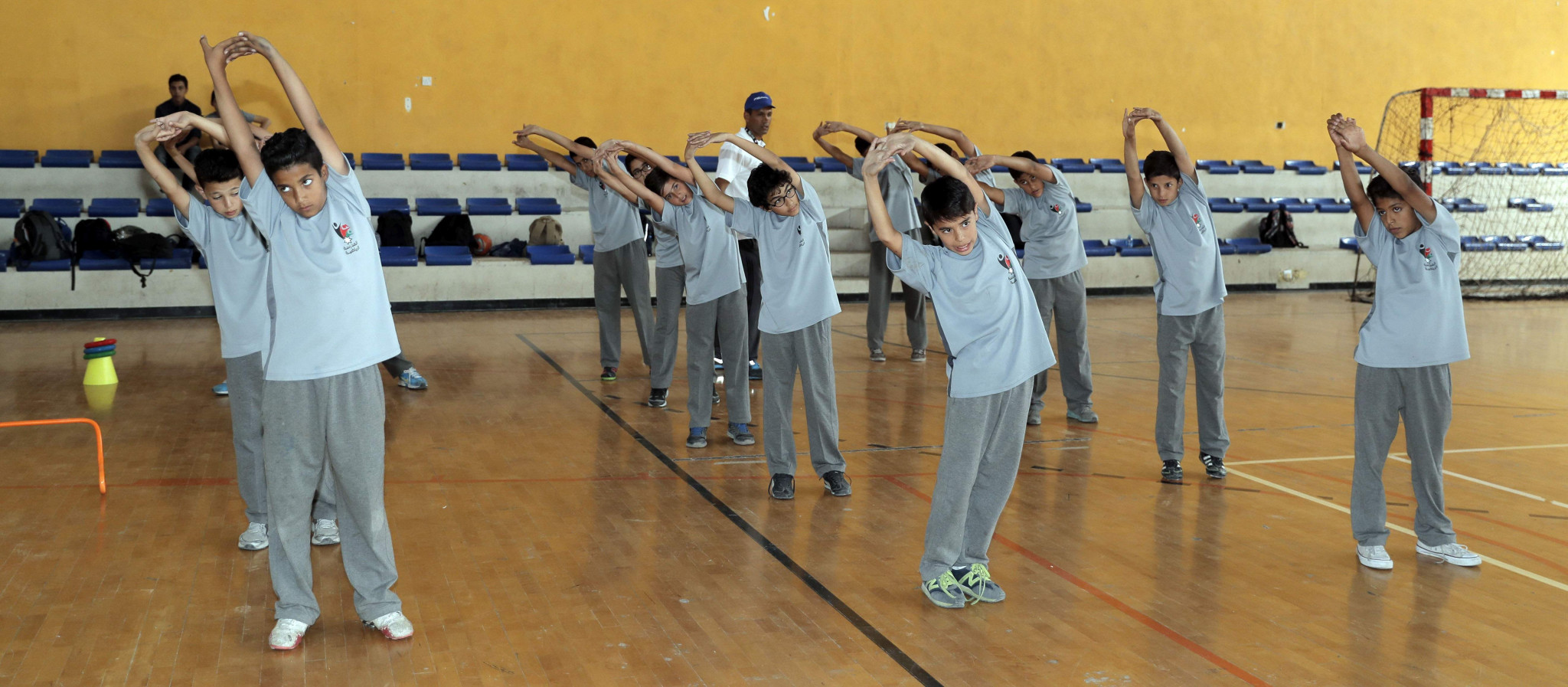 The second phase of the Sporting Schools Programme will see students learn about the idea of Olympism ©JOC