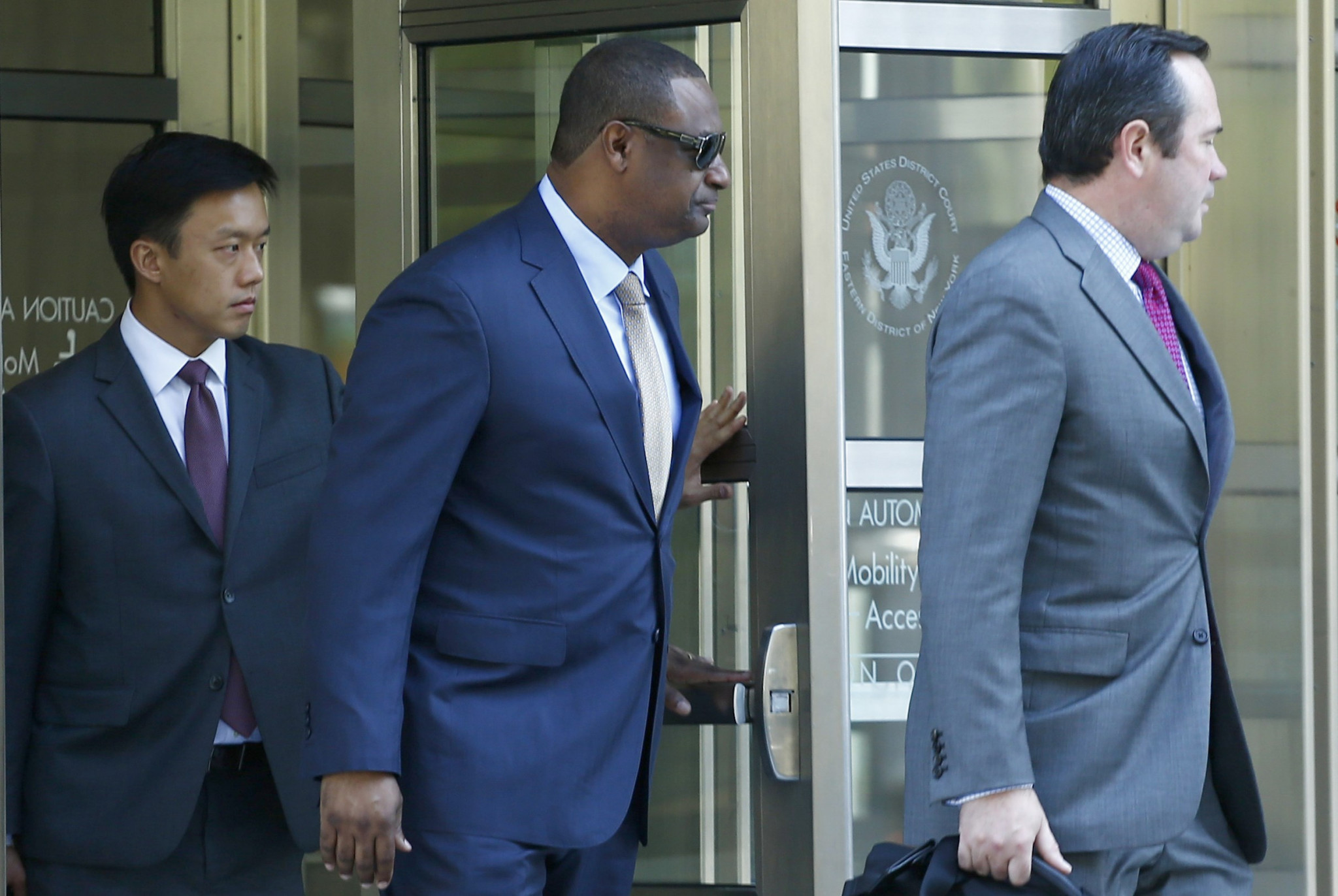 Jeffrey Webb has lost his appeal against a $1 million dollar fine for corruption ©Getty Images