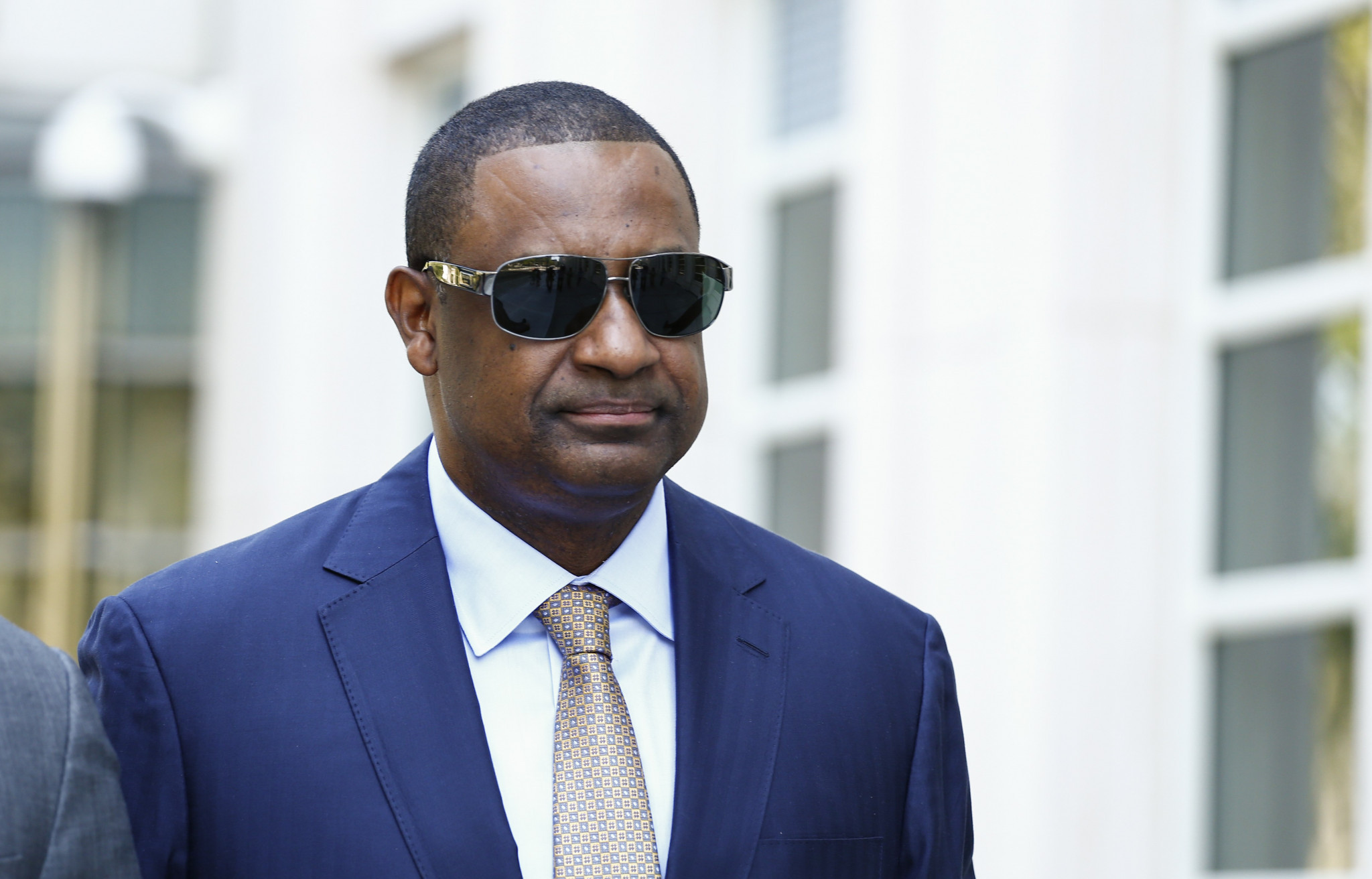 Jeffrey Webb remains on bail in the United States after pleading guilty to corruption offences ©Getty Images