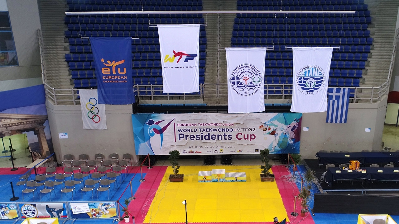 World Taekwondo Europe hail record entries for President's Cup