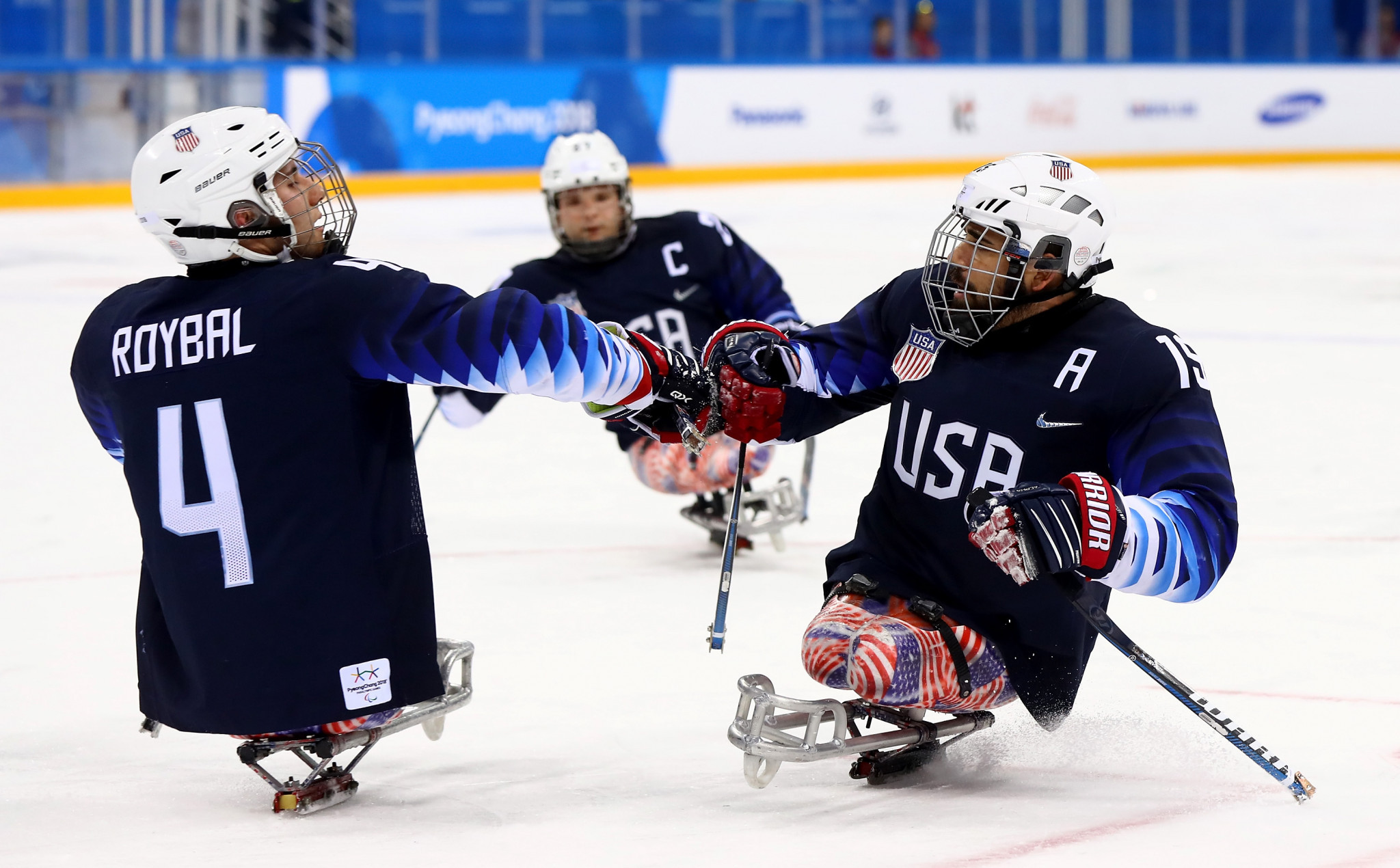The US recorded a comfortable 10-1 victory over Italy ©Getty Images