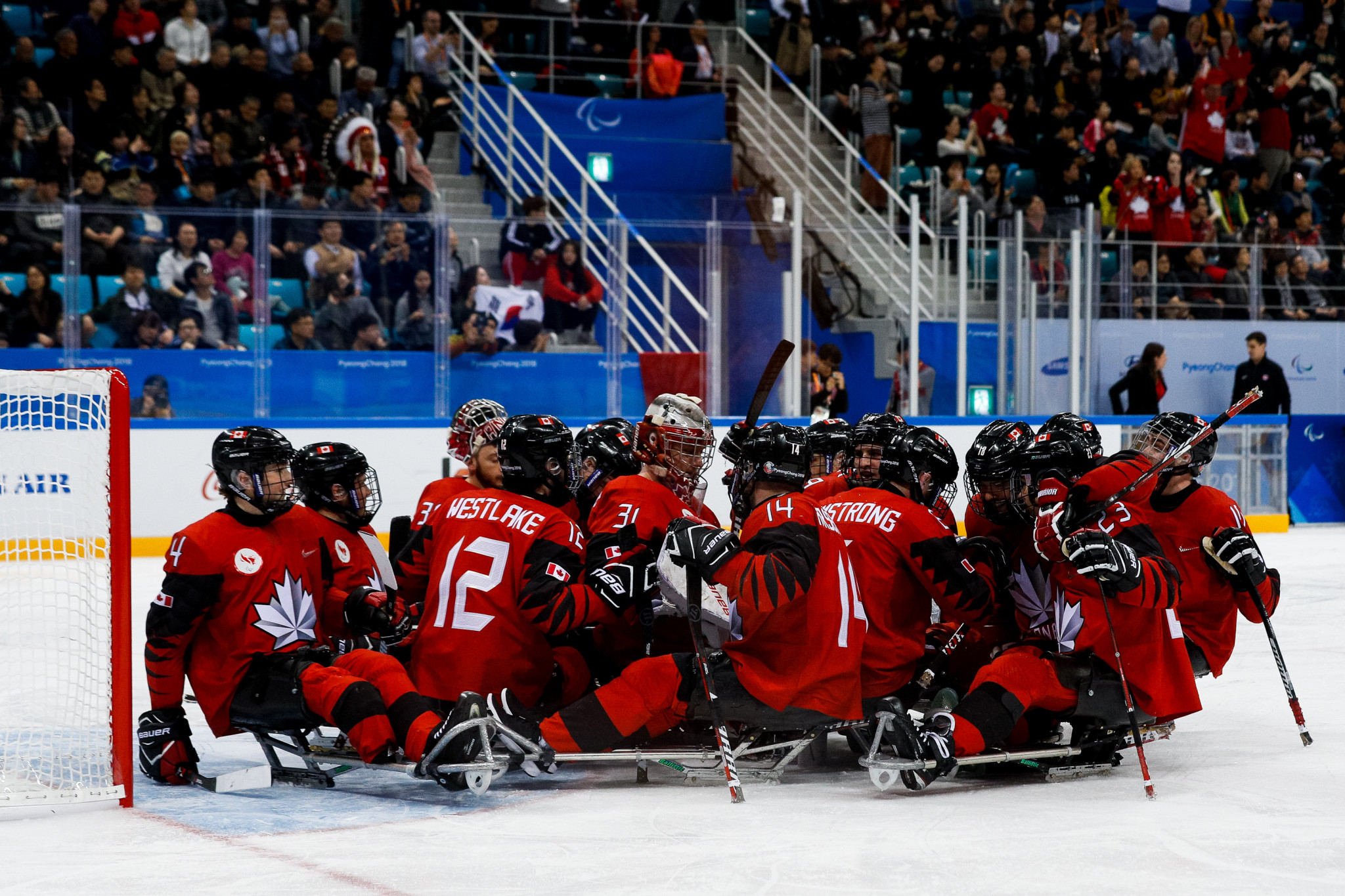 Canada and United States to meet in Pyeongchang 2018 Para-ice hockey final