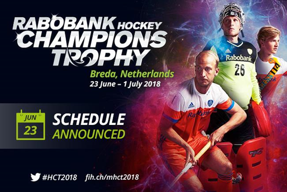 Breda to host final edition of FIH Men's Champions Trophy