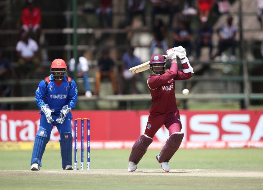West Indies suffer first defeat at ICC Cricket World Cup qualifier as Afghanistan triumph